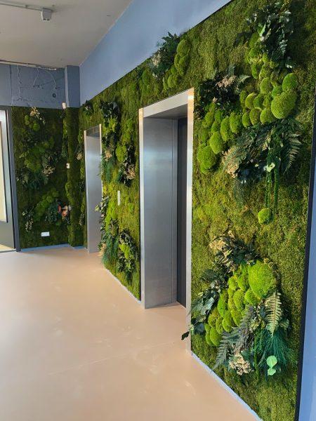 Moswand Jungle Style - Infomedics Almere.JPG